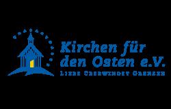 Logo Kirchen für den Osten