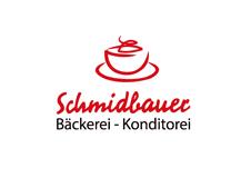 Logo Bäckerei Schmidbauer, Werbeagentur