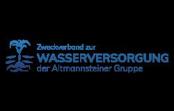 Logo Wasserzweckverband Altmannsteiner Gruppe, Werbeagentur, Eichstätt,